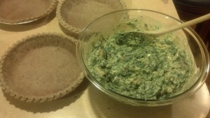 Spinach Batter
