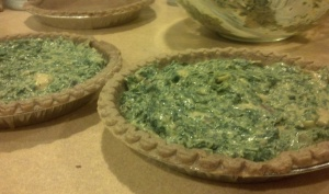 Spinach Quiche 2